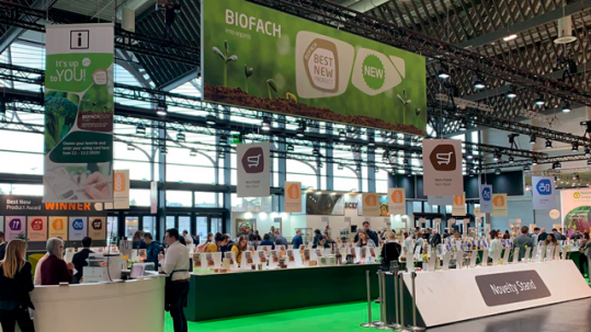 NXTDRIED en Biofach 2020